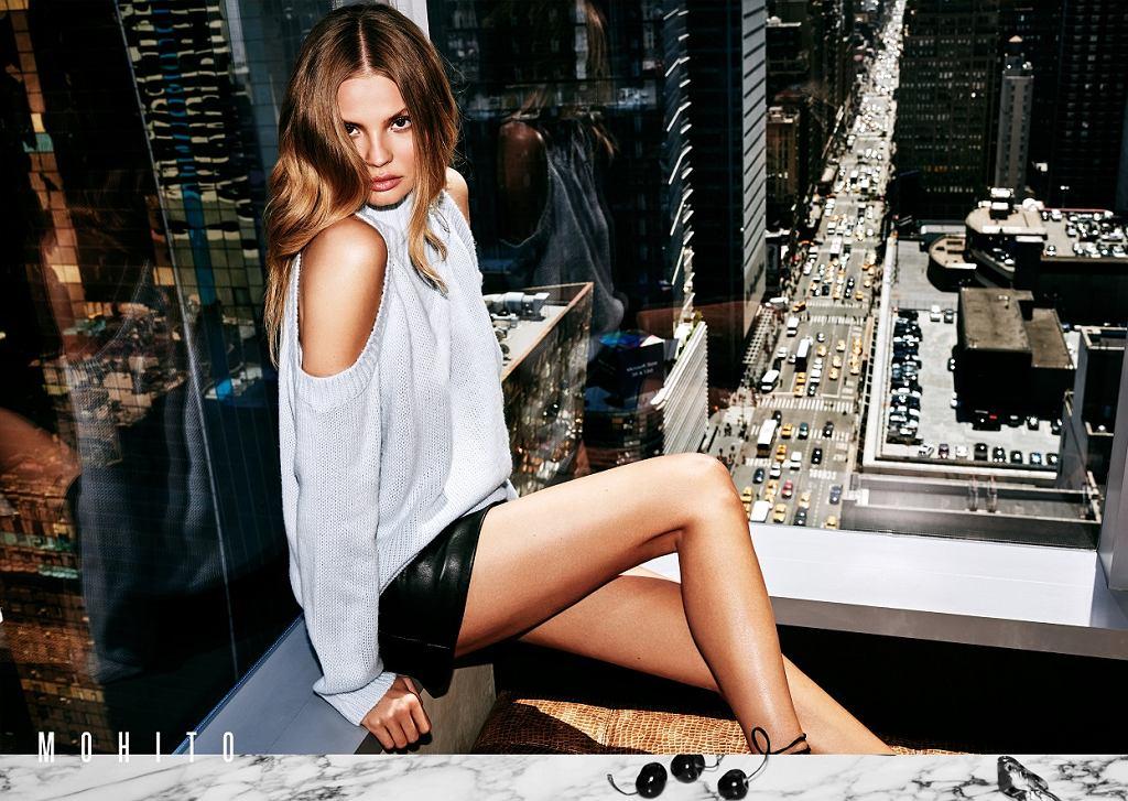 Magdalena Frąckowiak jest gwiazdą nowej kampanii Mohito