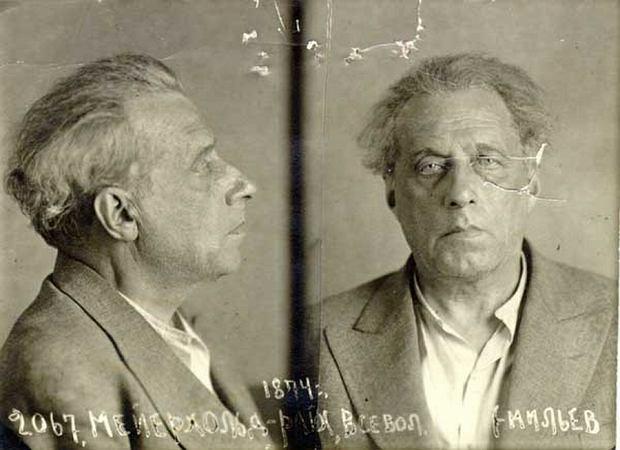 Wsiewołod Meyerhold po aresztowaniu przez NKWD, 1939