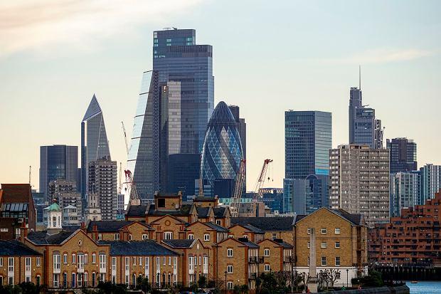 Londyn ma pomysł, jak zapełnić puste biurowce i ożywić centrum miasta