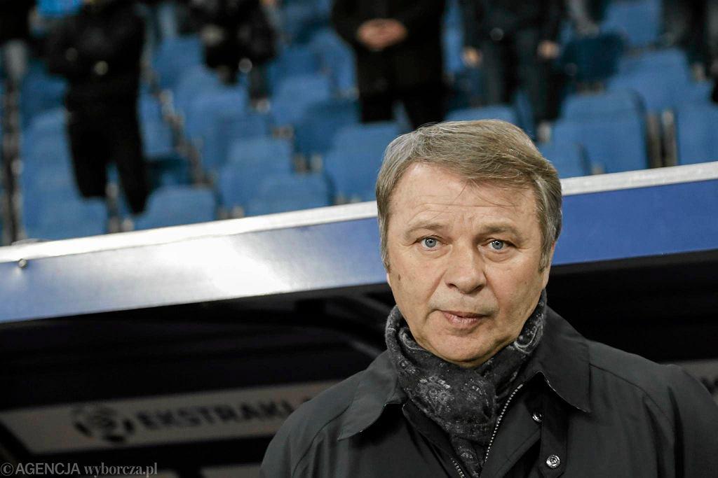 Tadeusz Pawłowski nie jest już trenerem Wisły Kraków