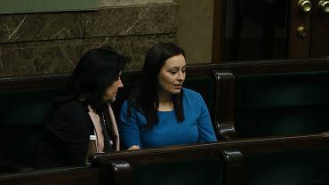 Małgorzata Janowska (po prawej)