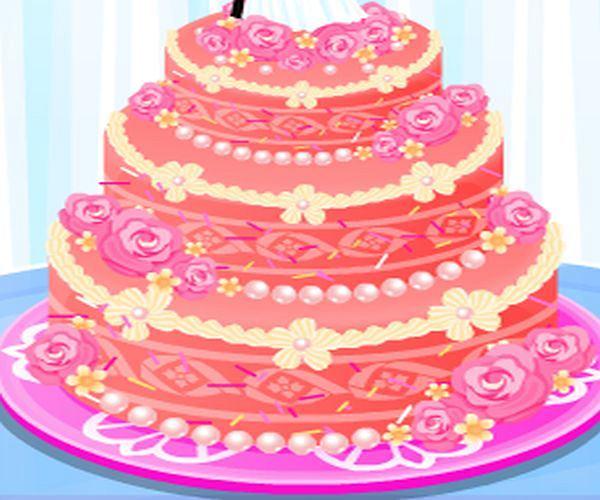 Ugotuj na przerwie! 10 - perfekcyjny tort ślubny