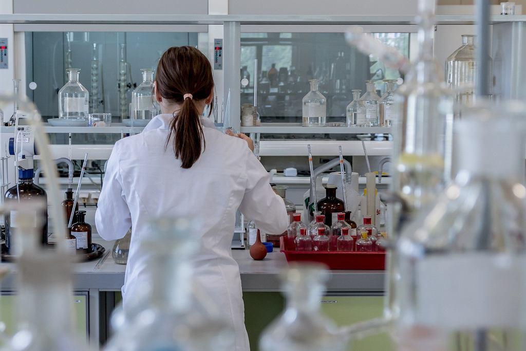 laboratorium medyczne (zdjęcie ilustracyjne)