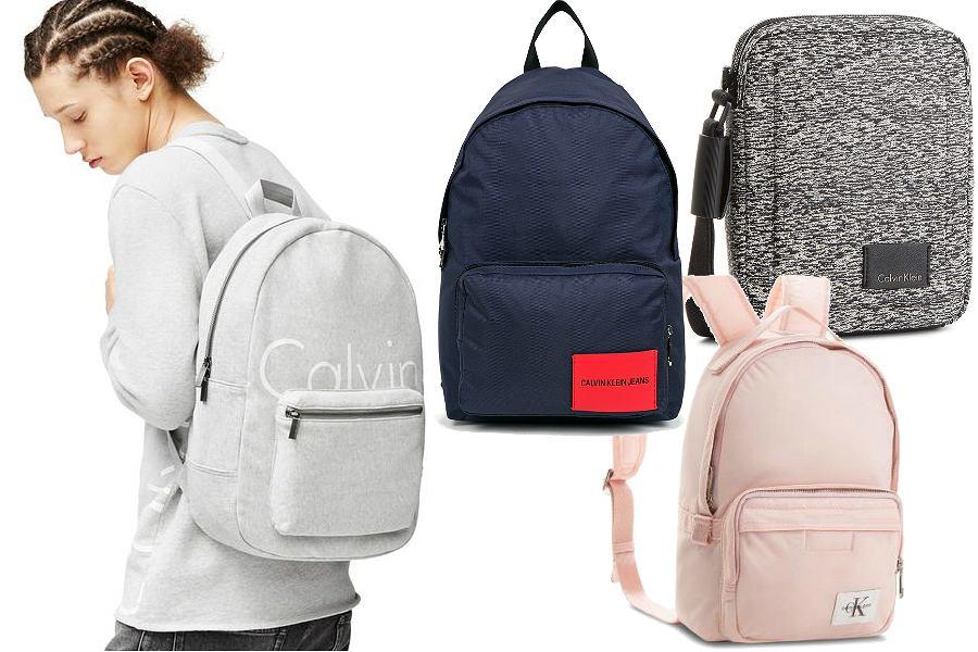 Calvin Klein plecaki i torby