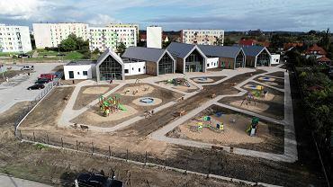Przedszkole w Kętrzynie zbudowane przez firmę Słowikowscy - arch. Tomasz Lella