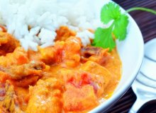 Pomidorowe curry - ugotuj
