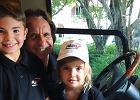 Formuła 1. Emerson Fittipaldi trenuje swojego 9-letniego syna. Przyszła gwiazda F1?