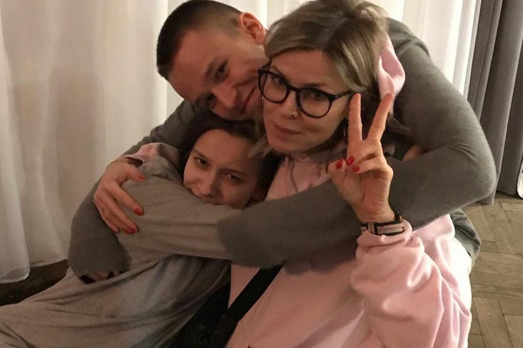 Mandaryna z dziećmi