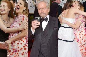 Jessica Chastain, Drew Barrymore, Michael Douglas, Jennifer Lawrence