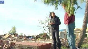 Dom kobiety zniszczony przez firmę rozbiórkową