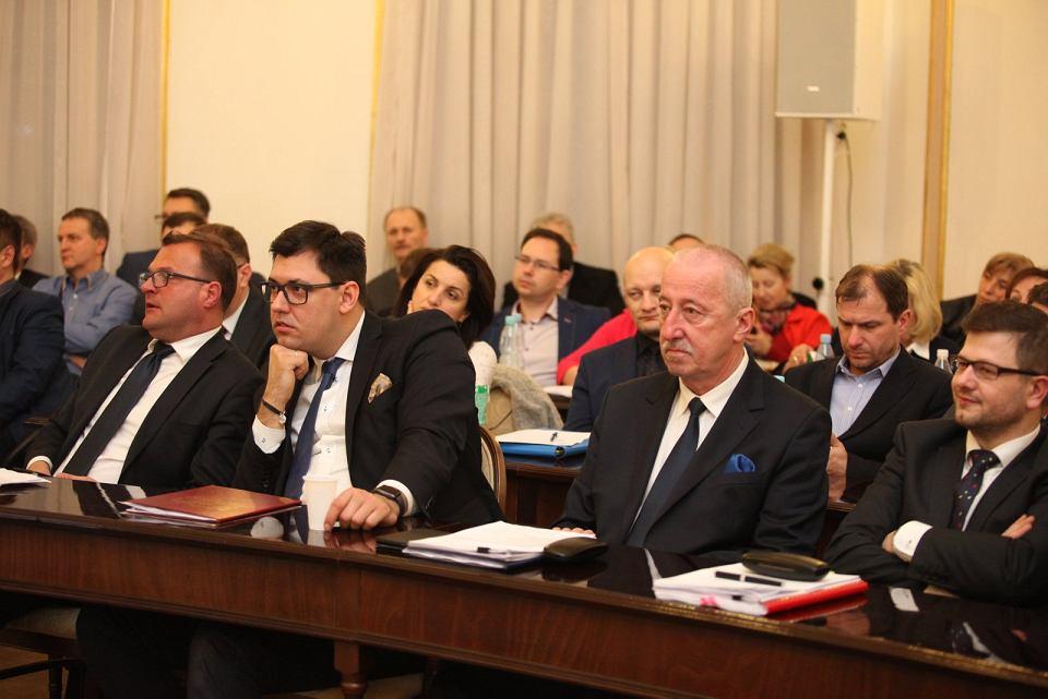 Sesja Rady Miejskiej w Radomiu