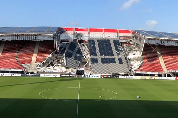 ZAWALENIE STADIONU Sport.pl Najnowsze informacje piłka