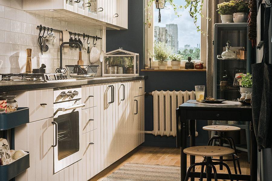 Kuchnia w stylu rustykalnym