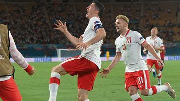 Robert Lewandowski skomentował mecz Polska - Hiszpania na Euro 2020