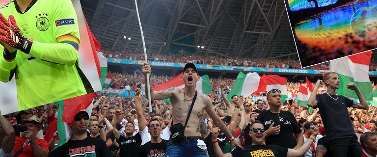Niemcy chcą zgotować Węgrom tęczową bitwę. To nie będzie zwykły mecz