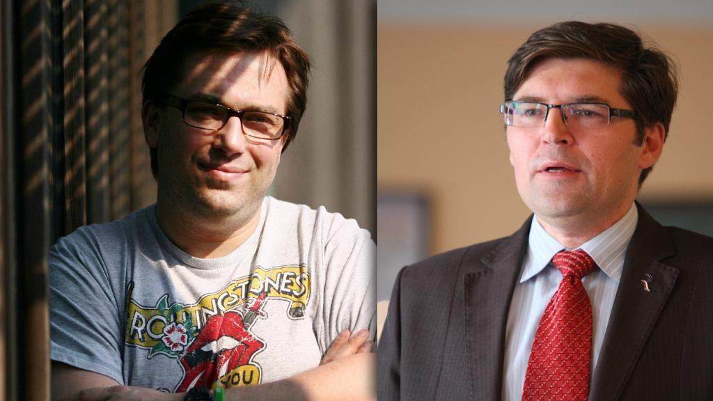Bartosz Węglarczyk, Tomasz Jaskóła