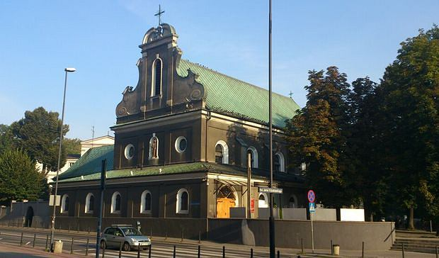 Kościół pw. Podwyższenia Krzyża Świętego