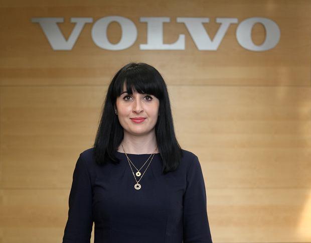 Marcelina Skopek-Szemik z Volvo Group IT