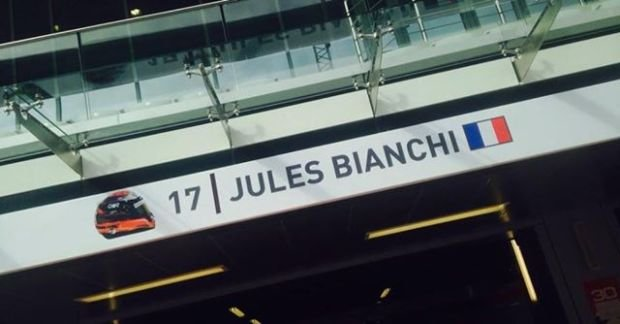 Jules Bianchi, GP Rosji