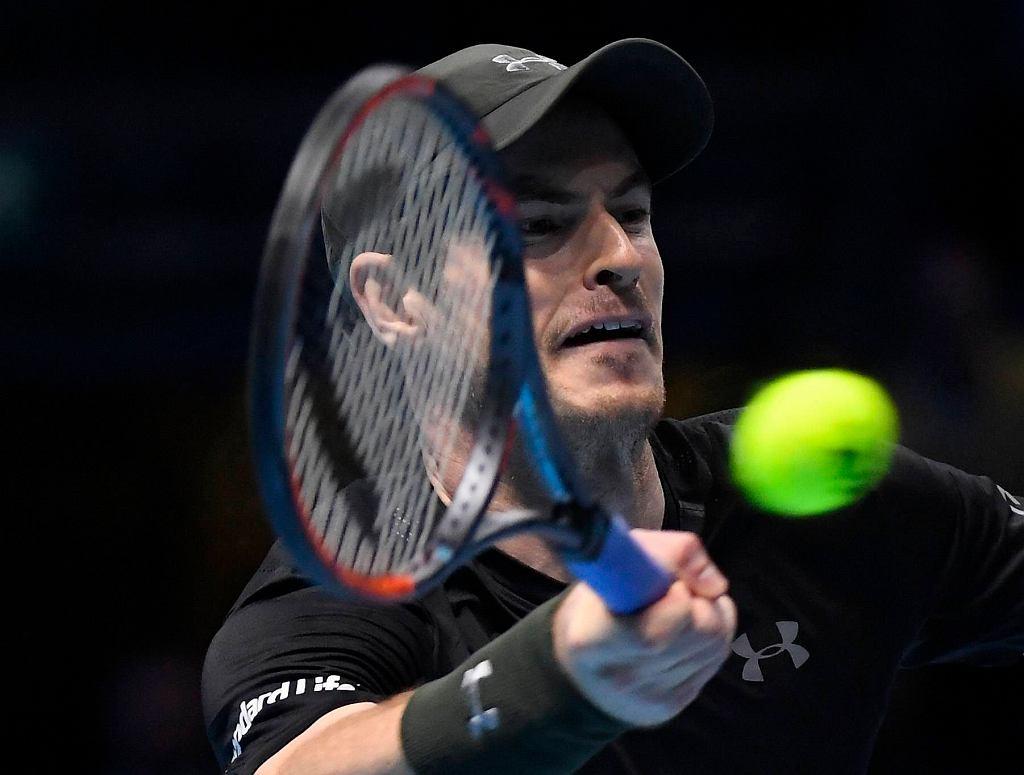 Andy Murray - Novak Djoković