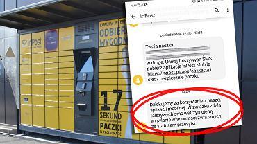 InPost nie będzie już powiadamiał poprzez wiadomości SMS