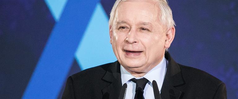 Sondaż. PiS umacnia poparcie. 40 proc. dla partii Jarosława Kaczyńskiego