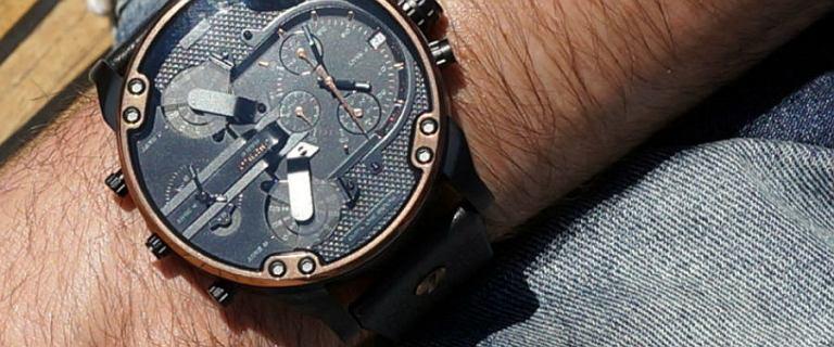 Stylowe zegarki męskie marki Diesel - eleganckie i praktyczne modele