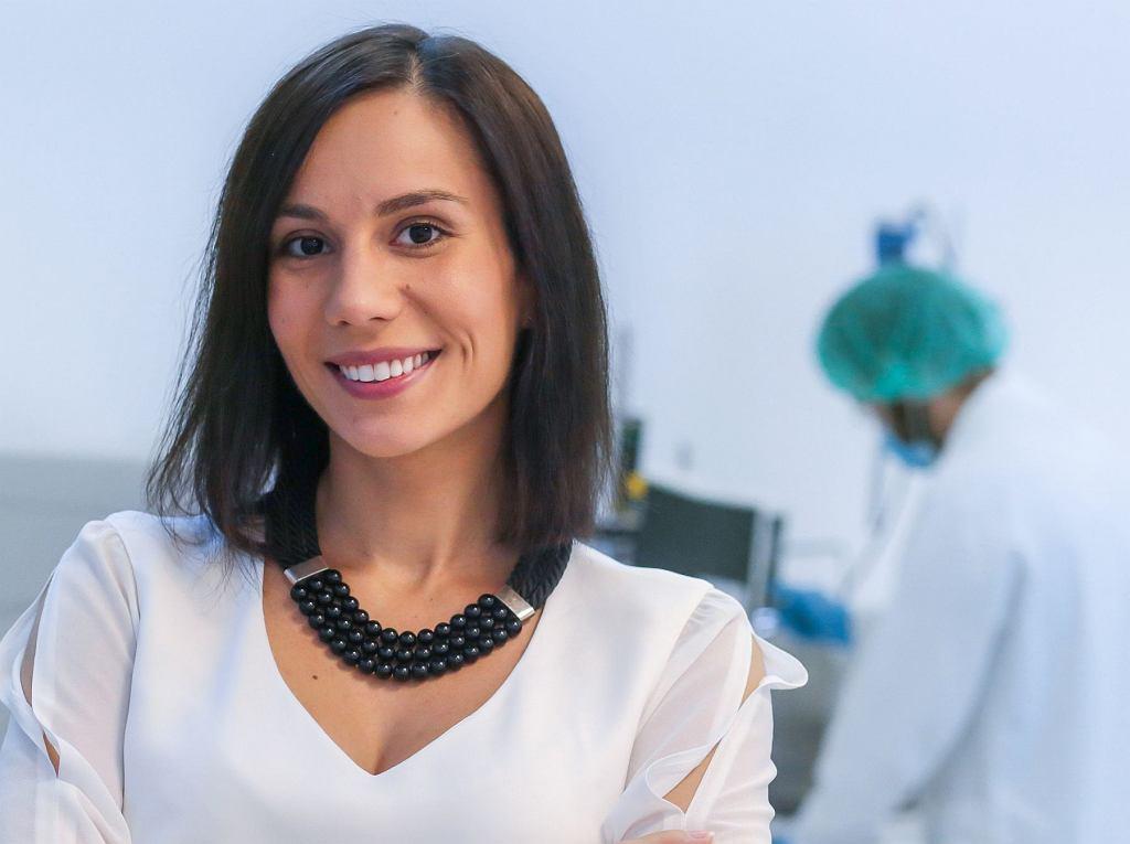Dr Izabela Zawisza - badaczka i wynalazczyni