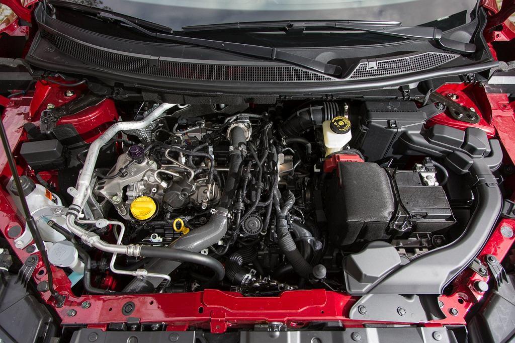 Silnik benzynowy