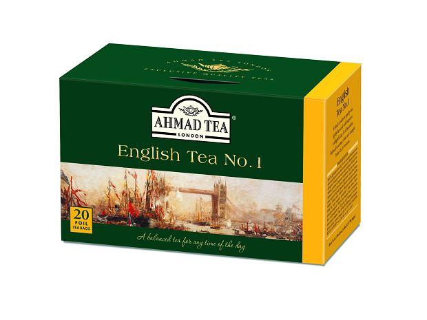 herbata English Tea No. 1 Ahmad Tea London