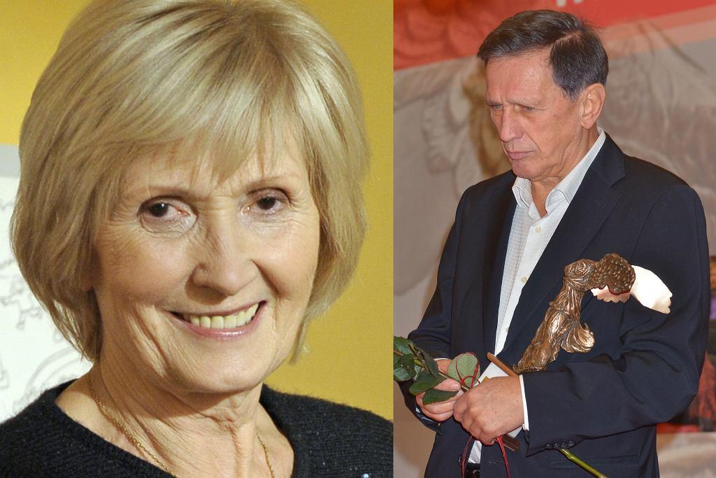 Barbara Sołtysik, Jan Englert