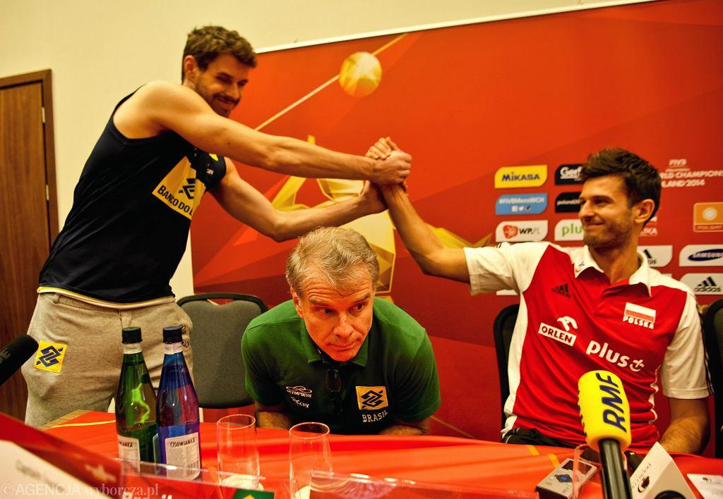 Bruno Rezende, Bernardo Rezende i Michał Winiarski