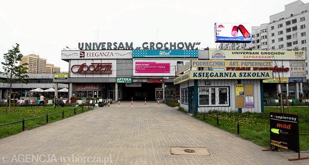 Universam Grochow do rozbiorki