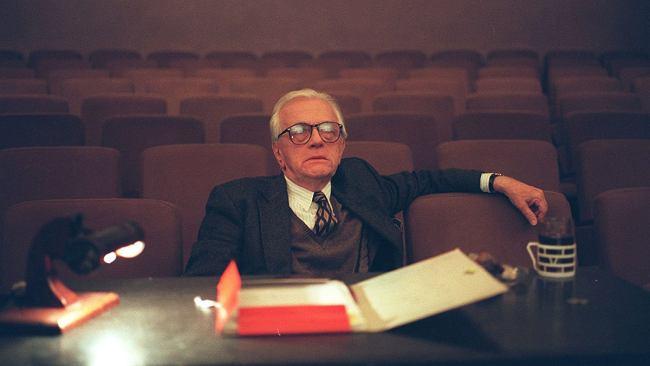 Andrzej Łapicki był wybitnym aktorem i reżyserem teatralnym. Oto dowody, że byłby nie gorszym politykiem