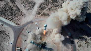 Statek kosmiczny New Shepard