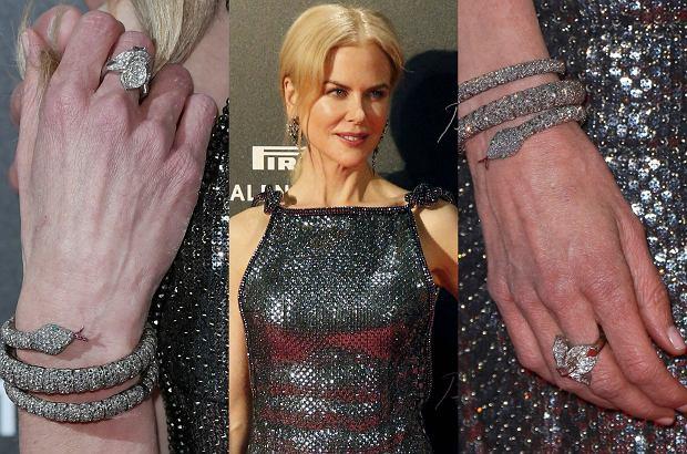 Zdjęcie numer 0 w galerii - Nicole Kidman ma gładką twarz, ale DŁONIE... SZOK! Po nich NAJLEPIEJ widać, ile gwiazdy mają lat