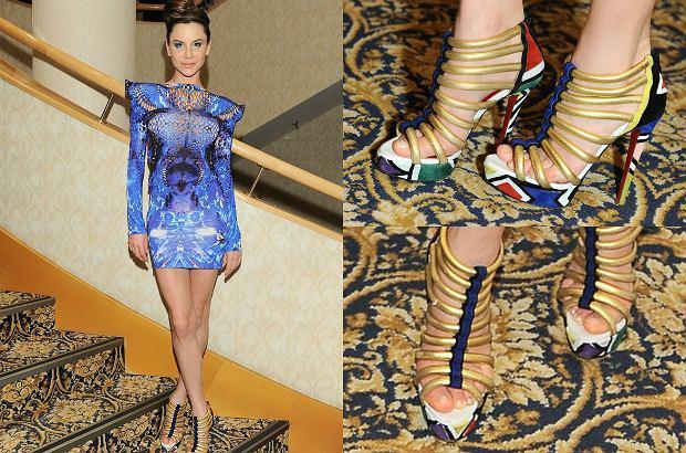 Zdjęcie numer 10 w galerii - Jennifer Lawrence wygląda SUPER, ale wszystko zepsuły za duże buty. Takie wpadki zaliczają też inne gwiazdy