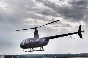 Za 20 złotych przelecisz helikopterem nad miastem. Tak Uber dziękuje swoim użytkownikom [AKTUALIZACJA]