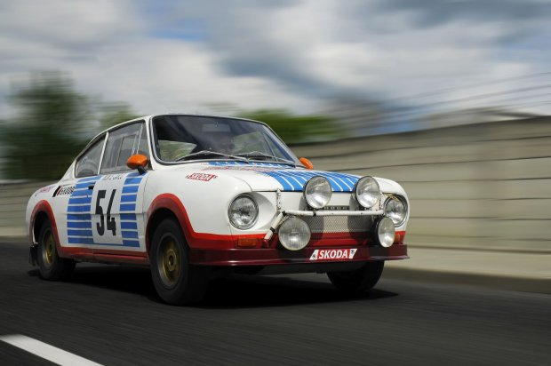 Skoda 130 RS | Rajdowa legenda Czechów