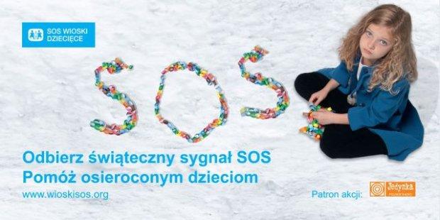 Świąteczny sygnał SOS