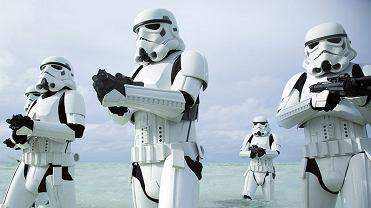 Kadr z filmu 'Łotr 1. Gwiezdne wojny - historie'