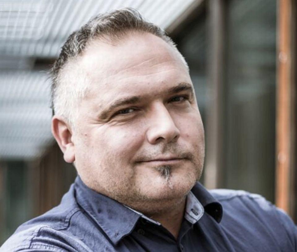 Bartosz Raj, szef newsroomu Gazeta.pl
