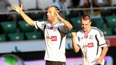Legia pokonała Koronę 4:0
