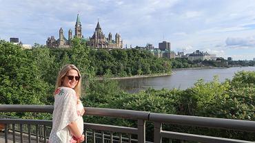 W grudniu Agnieszka urodzi trzecie dziecko. Jej dwaj synowie przyszli na świat w Kanadzie.