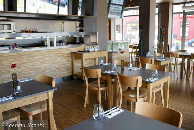 Zdjęcie numer 2 w galerii - Krew i Woda to nowa restauracja w centrum Gdyni. Dominują mięsa i owoce morza