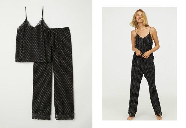 Piżama H&M wyprzedaż, cena 69,90 zł