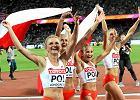 MŚ w Londynie. Brązowy medal Polek w sztafecie 4x400 m, dobre biegi Cichockiej i Lewandowskiego [PODSUMOWANIE]