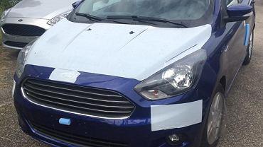 Nowy Ford Ka+ w EuroCar Gdynia