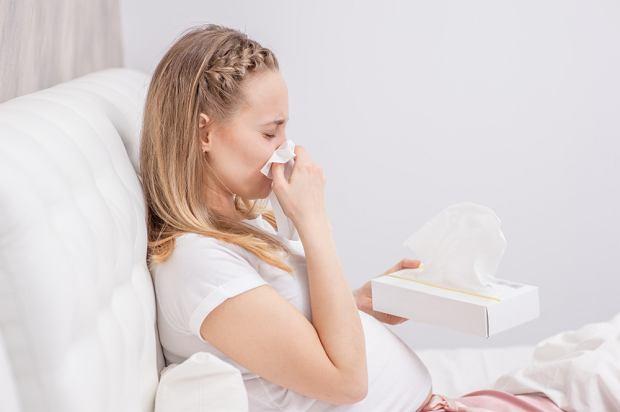 Antybiotyki a ciąża. Leki dozwolone i niebezpieczne