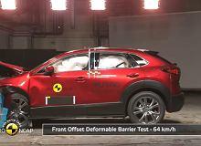 Testy Euro NCAP. Trzy SUV-y i nowa Corsa. Jedno auto nie dostało piątki